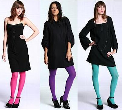 I Am Fashion How Not To Wear Colour Leggings