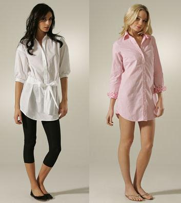 Long Shirt Dress - 8927