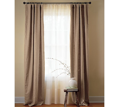 Dropcloth Drapes The Lettered Cottage