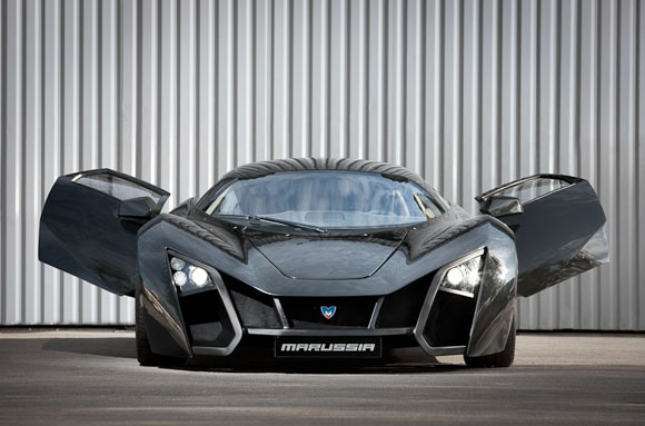 This Supercar Is Marussia B2, Which Can Reach The Speed Of 0 To 100 Miles  Per Hour In Just 3.2 Seconds Maximum Speed Of 260 Miles Per Hour.