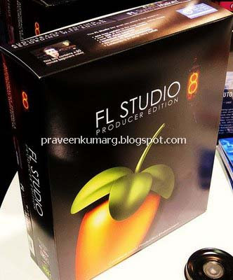 fl studio 8 xxl free  full version
