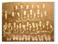 Girl&#39;s Basketball Team - Academic 1952 - 1953