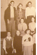 Class of 1954 as Juniors - Part I