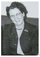 MATTIE LEE PROCTOR [1900 - 1978] - 1951