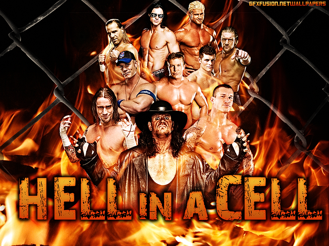 WWE Hell in a Cell (2012)