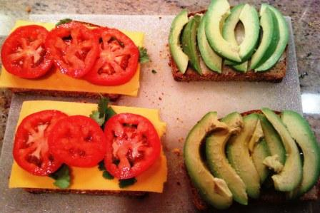 LaVonne Neff > LIVELY DUST: 10 vegetarian meals in pictures