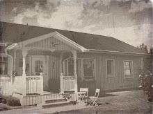 Vårat hus 100 år gammalt
