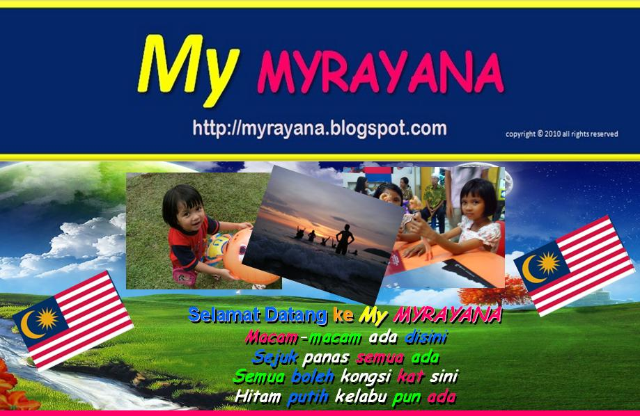 myMYRAYANA