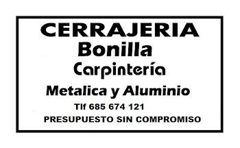 Trabajos de Carpintería Metálica y Aluminio en Sevilla y provincia