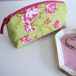 Slouchy Make-Up Bag Pattern
