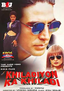 Khiladiyon Ka Khiladi Hindi Movie