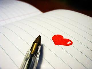 surat cinta blogger