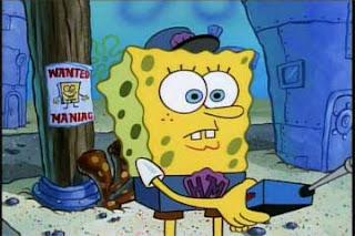 spongebob-walkietalkie