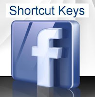 shortcut facebook