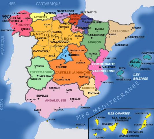 Images correspondant region de valencia espagne