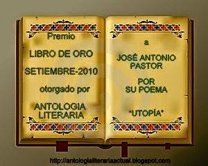 Libro de Oro. Antología Literaría