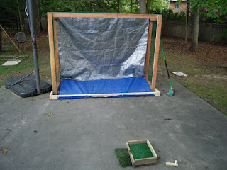 backyard driving range the invention factory