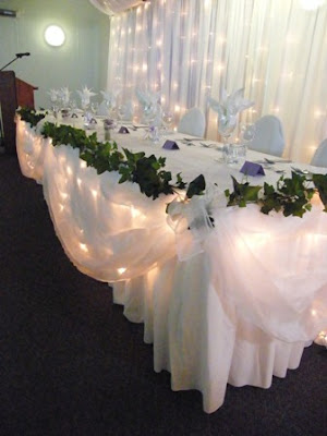 Elegant Wedding Tables