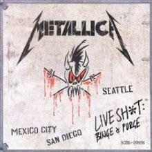 LIVE SHIT (1993)