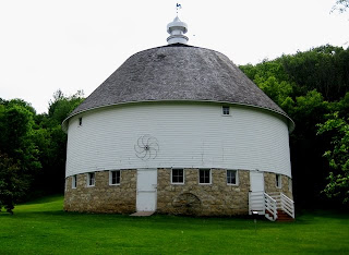 1914 Dammon Round Barn