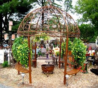 Crabtree's Garden Gate