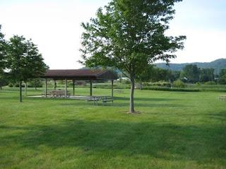 HNC Tent/picnic area