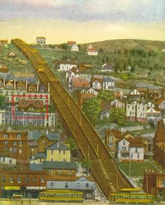 Incline Railway, Duluth, MN