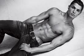 Sexiest male body in the world