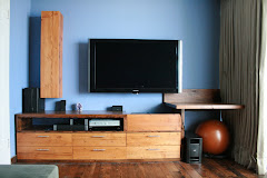 Mobile Entertainment center by RC GREEN