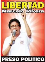 Marcelo Rivera PRESIDENTE DE FEUE NACIONAL (Federacion Ecuatoriana de Universitarios del Ecuador)