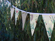 I love bunting, it cheers the world up just that little bit more, don't you agree?