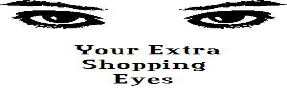 Your Extra Shopping Eyes