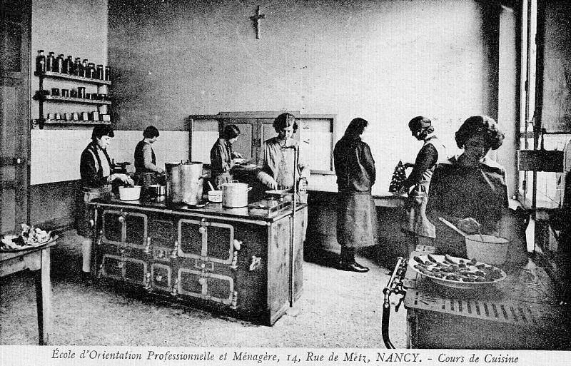 La cuisine fran aise d 39 antan marinade saumure et demi sel - Ecole superieure de cuisine francaise ...