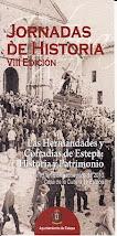 VIII JORNADAS DE HISTORIA DE ESTEPA
