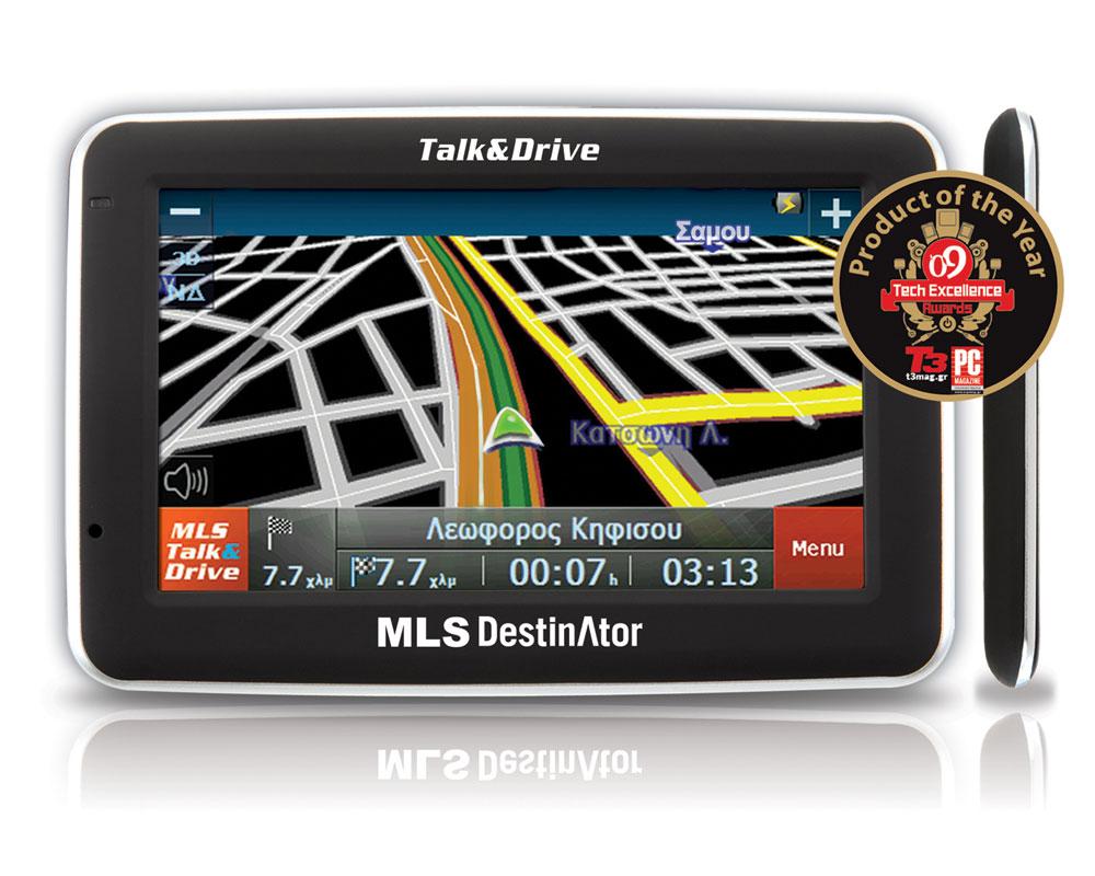 MLS Destinator Talk & Drive