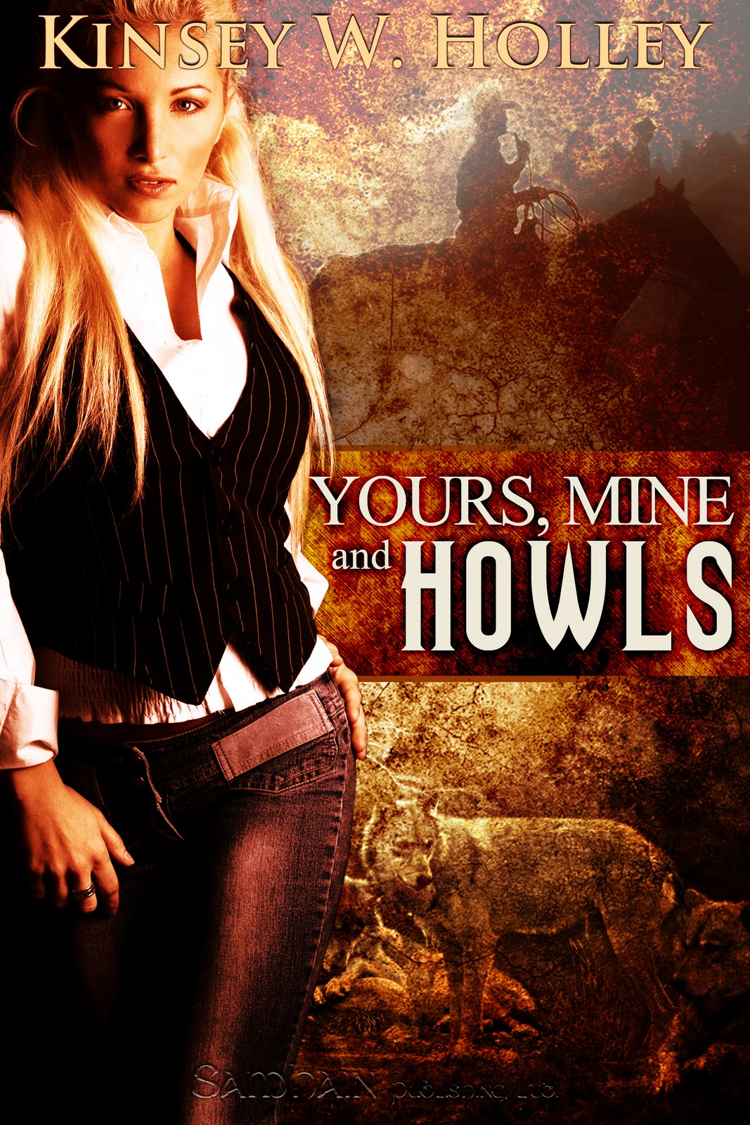 Yours, Mine & Howls by Kinsey Holley