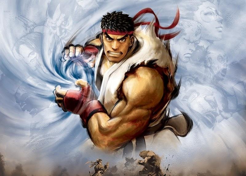Q Street Fighter 4 Street Fighter V Episo...