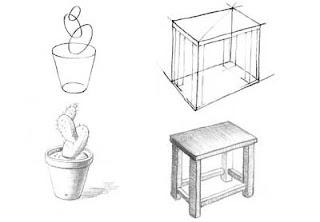 Dibujo encajar un dibujo for Mesas de dibujo artistico