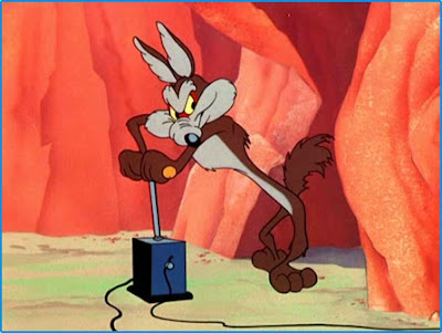 wile e coyote super genius