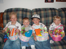 Grandkids on Easter Day!