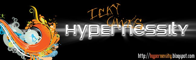 Icky Owns Hypernessity