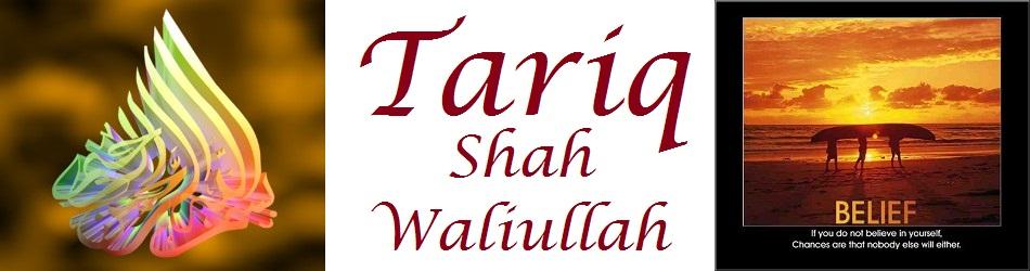 Tariq Shah Waliullah