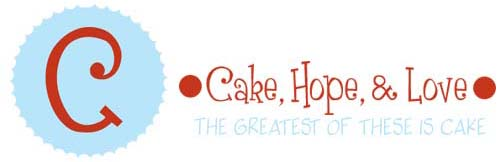 Cake, Hope, and Love