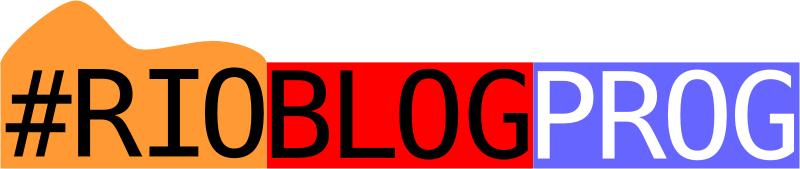 #RioBlogProg