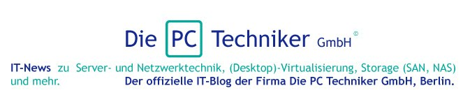 Die PC Techniker IT-Blog