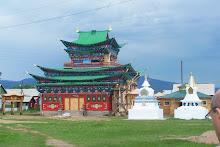 Pagodas y gompas