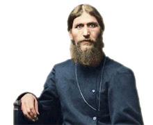 De la noche fria y oscura siberiana llegó a Palacio un vigoroso sátiro que se apoderó de Rusia