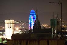 Desde mi balcon de Monjuic