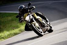 Motocicleta de gran cilndrada