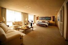 Una suite de hotel
